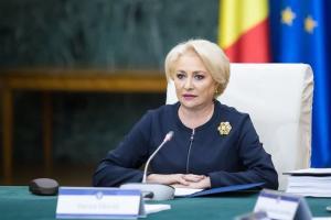 Viorica Dancila: Guvernul va sesiza CCR pentru a reclama un conflict juridic cu seful statului
