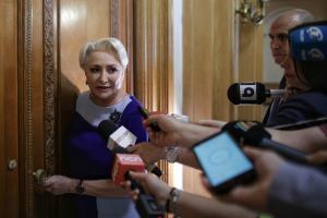 Dancila: Guvernul nu mai este interesat sa modifice Justitia