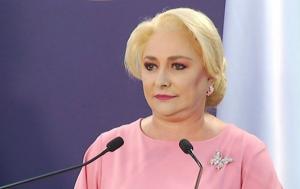 "Mesaj dur al premierului Dancila in Parlamentul European: ""Nu am venit sa dau socoteala"""
