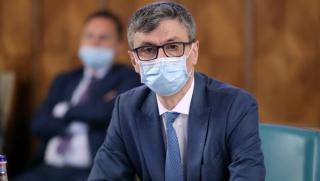 Virgil Popescu este primul dintre membrii Guvernului Orban testat pozivit pentru SARS-COV-2