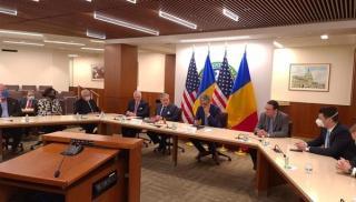 Romania si SUA au parafat un acord privind  Reactoarele 3 si 4 de la Cernavoda si cooperarea in domeniul nuclear
