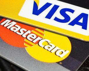 Visa si Mastercard au