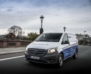Record pentru divizia Vans a Mercedes-Benz, in 2017: peste 400.000 de unitati vandute