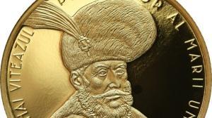 BNR dedica o emisiune numismatica lui Mihai Viteazul