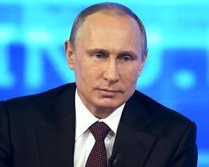 Vladimir Putin a semnat