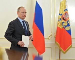 Putin avertizeaza ca Ucraina ar putea intra in default. Liderul de la Kremlin se adreseaza si Romaniei