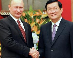 Rusia doreste sa colaboreze mai mult cu Vietnam