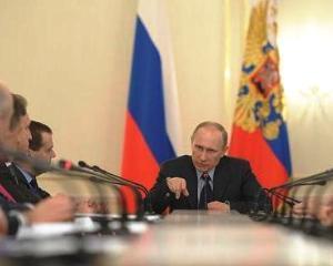 Moscova: O sa aplicam si noi sanctiuni in cazul in care SUA si UE iau masuri impotriva noastra