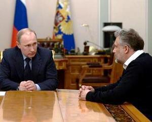 Rusia, afectata de sanctiuni: Bursa a scazut cu 4%