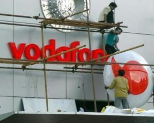 Vodafone vizeaza investitii de 7 miliarde lire sterline