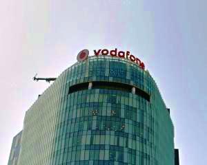 Veniturile Vodafone Romania, scadere cu 4,1%