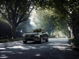 Volvo XC60, Masina Anului la Middle East Car of the Year (MECOTY)