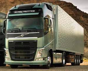Producatorul de camioane Volvo va concedia 2.000 de angajati