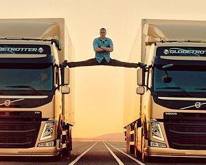 Campania Volvo Trucks isi adjudeca cel mai mare premiu la ADC Awards