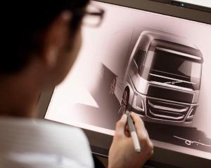 Volvo Trucks castiga un premiu international de design