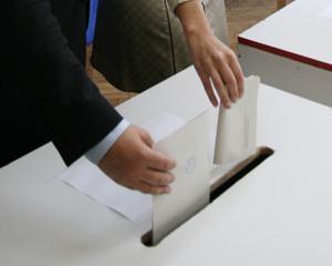 Prezenta la vot a crescut la 27,21%