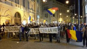 Mitingul Diasporei, ilegal din lipsa de organizatori oficiali