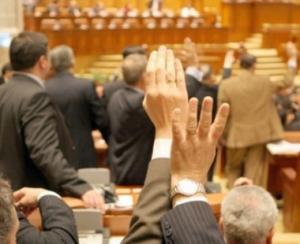 Sesiune parlamentara extraordinara pentru modificarea Codului fiscal