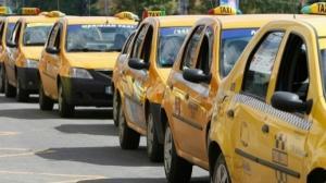 Vouchere de 15.000 de lei pentru taximetristii bucuresteni, ca sa isi schimbe masinile