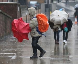 Atentie, Cod galben de instabilitate atmosferica, in 23 de judete si in Bucuresti