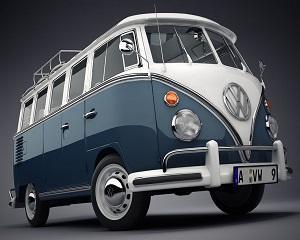 "8 martie 1950: Volkswagen lanseaza duba ce avea sa devina simbolul ""miscarii hippie"" in lume"