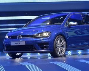Actiunile Volkswagen, in scadere