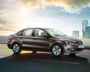 Volkswagen Vento revine in forta