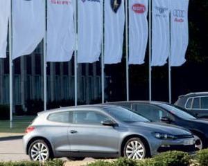 Vanzarile globale ale Volkswagen au crescut cu 4% in luna iunie