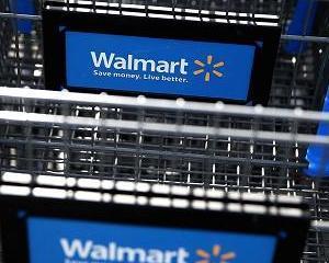 Wal-Mart da in judecata Visa pentru 5 miliarde de dolari
