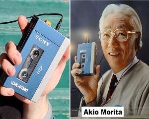 Istoria unor companii celebre. Sony