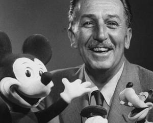 5 decembrie 1901 - s-a nascut Walt Disney, creatorul lui Mickey Mouse