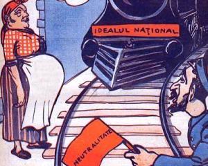 Muzeul de Istorie: Deschiderea expozitiei outdoor ''Marele Razboi. Neutralitatea (1914-1916)'' si lansarea site-ului marelerazboi.ro