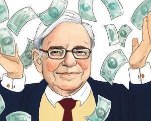 Warren Buffett a devenit si mai bogat