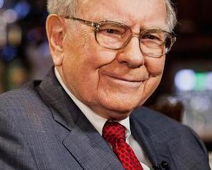 Profitul Berkshire Hathaway a crescut cu 41%, la o valoare-record
