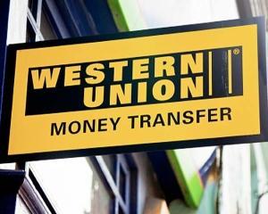 Serviciul de transfer de bani Western Union, accesibil de la peste 80.000 de ATM-uri si terminale de self-service in zona Europei si CSI