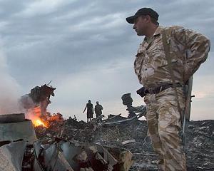 Guvernul rus a modificat paginile Wikipedia care fac referire la catastrofa zborului MH17