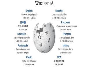 Wikipedia inregistreaza vocile personalitatilor pentru posteritate