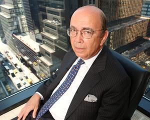 Investitorul american Wilbur Ross a pus ochii pe activele financiare din Spania
