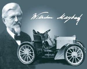 9 februarie 1846: se naste Wilhelm Maybach