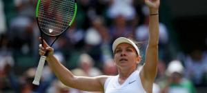Wimbledon 2019: Halep - Svitolina 6-1; 6-3. Simo s-a calificat in marea finala