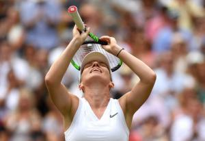Simona Halep CASTIGA WIMBLEDON 2019 6-2; 6-2 in fata Serenei Williams