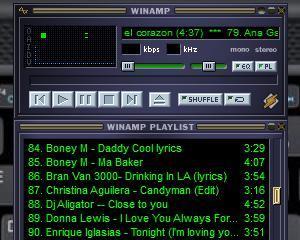 AOL inchide Winamp.com