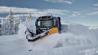 Iarna se intoarce in Romania. Cod galben de viscol in opt judete si in Bucuresti
