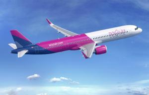 Wizz Air lanseaza cinci NOI RUTE din Romania