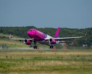 Flota Wizz Air a ajuns la 52 de aeronave Airbus A320