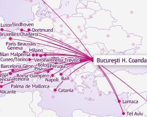Wizz Air cauta insotitori de zbor in Craiova