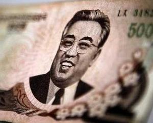 Nord-coreenii risca pedeapsa cu moartea, daca mai folosesc yuani si dolari