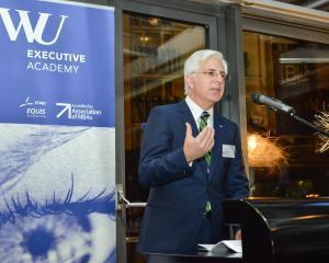 WU Executive Academy a inceput cursurile EMBA de la Bucuresti cu peste 50% directori generali