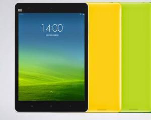 Xiaomi lanseaza o tableta de 240 de dolari si un televizor 4K