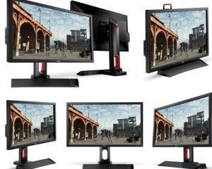 BenQ lanseaza un monitor creat impreuna cu gamerii profesionisti